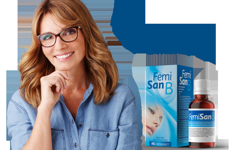 Femisan B - Za vašu sigurnost u menopauzi